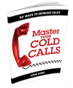 Book Cover Master Your Cold Calls